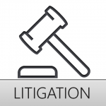 LITIGATION NEWEST ICON_with blue footer