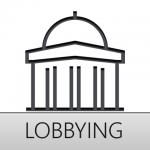 LOBBYING NEWEST ICON_with blue footer