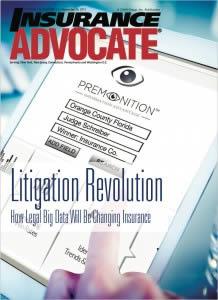 Insurance Advocate Cover