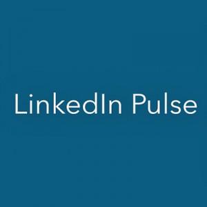 Linkedin Pulse blue logo 400x400