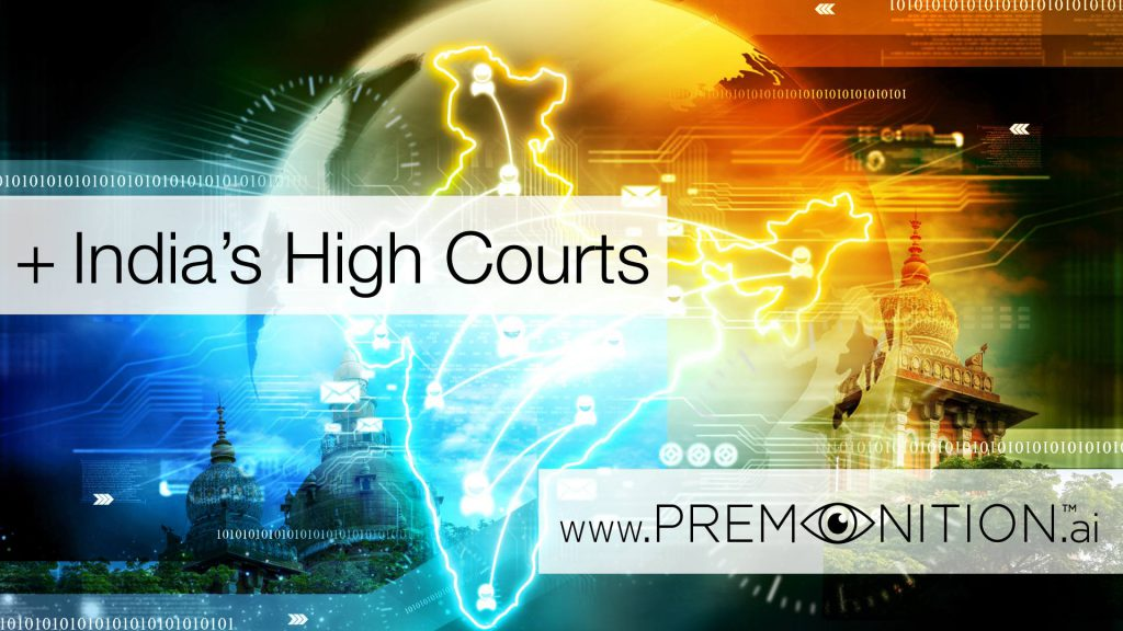 Premonition Analytics Adds India's High Court Records to World's Largest Litigation Database