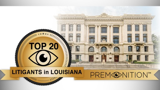 Who Are Louisiana's Busiest Lawyers Premonition's New Survey Provides Top Rankings