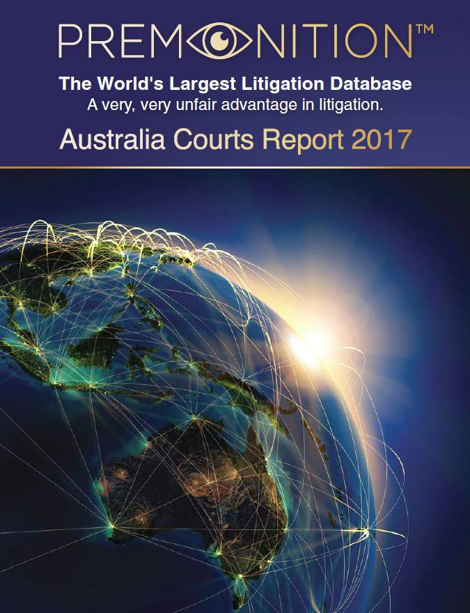 Premonition - Australia Court Report 2017