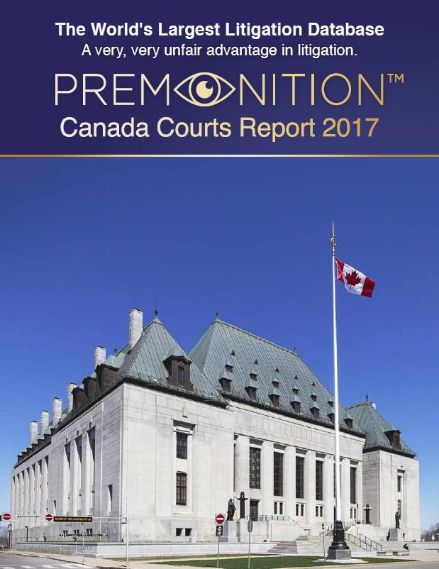 Premonition - Canada Court Report 2017