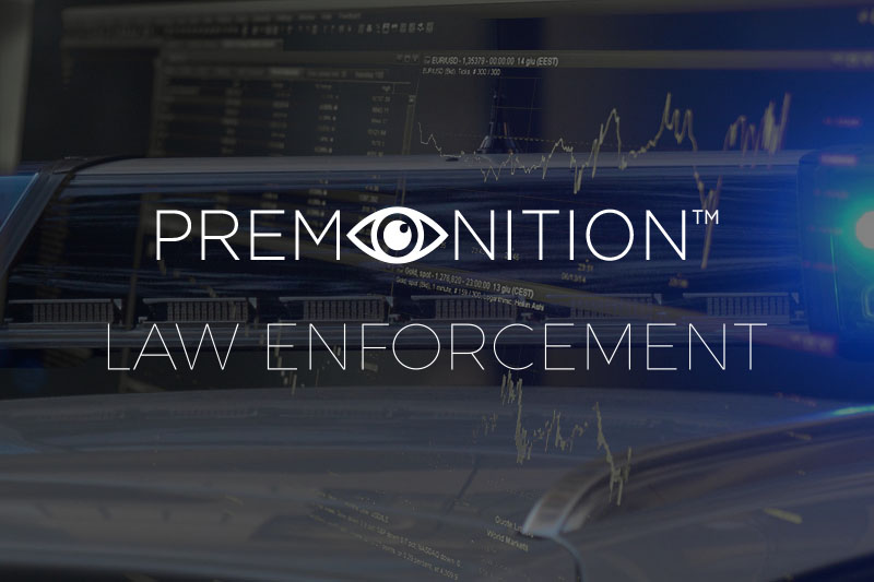 premonition for law enforcement