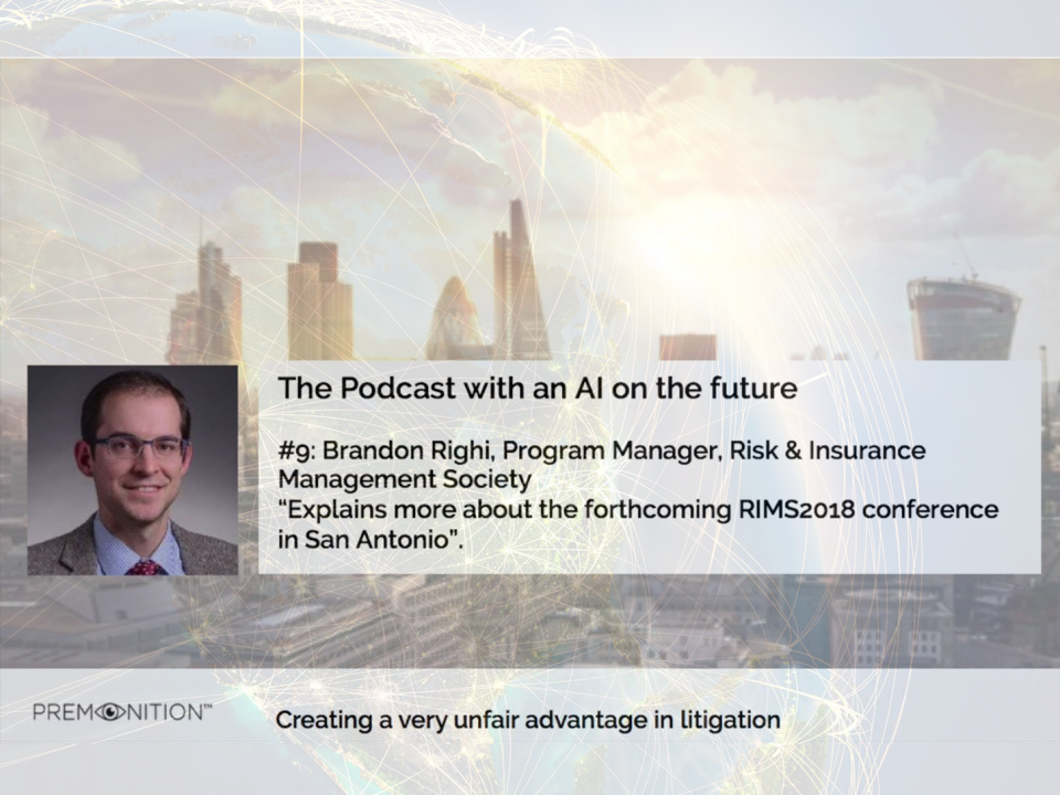 Premonition Podcast with an AI on the future   Brandon Righi