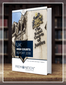 UK High Courts Report 2018