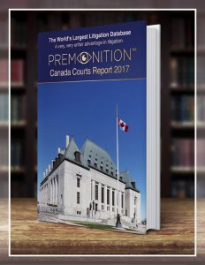 Canada Court Report 2017