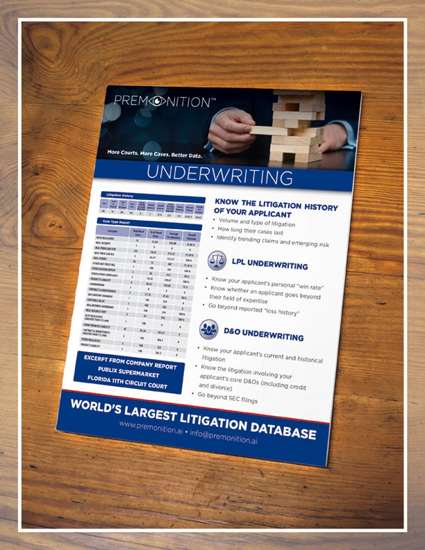 Risk and Underwriting Brochure
