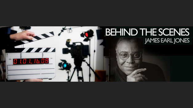 Behind the Scenes With James Earl Jones