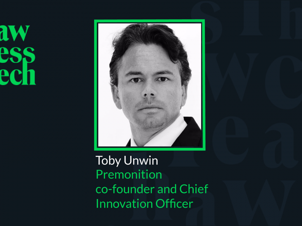 Lawless Tech podcast with Toby Unwin